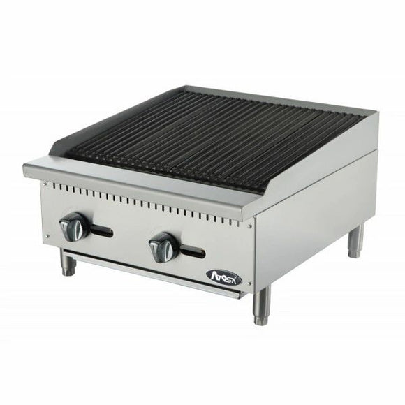 Natural Gas Charbroiler