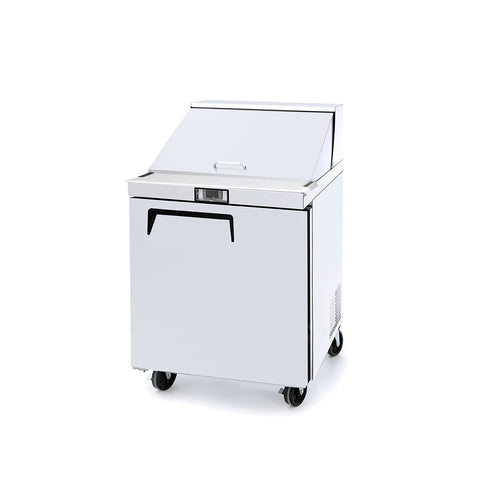 Atosa MSF8301 Refrigerated Sandwich Prep Table