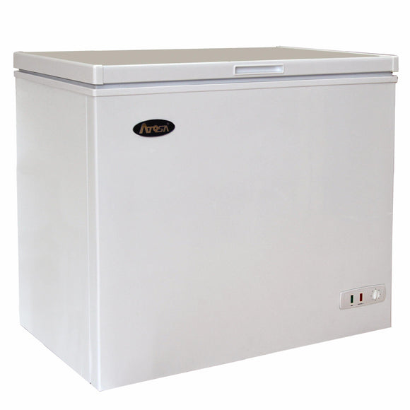 Atosa USA MWF9007 Commercial Chest Freezer - 7 Cubic Feet