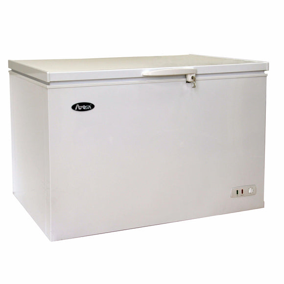 Atosa USA MWF9010 Commercial Chest Freezer - 10 Cubic Feet