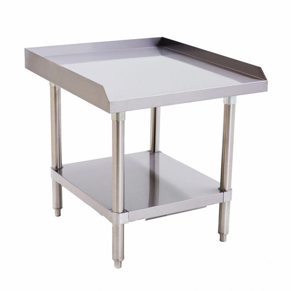 Atosa USA ATSE-2824 NSF Rated Stainless Steel Equipment Stand - 28 Inches x 24 Inches