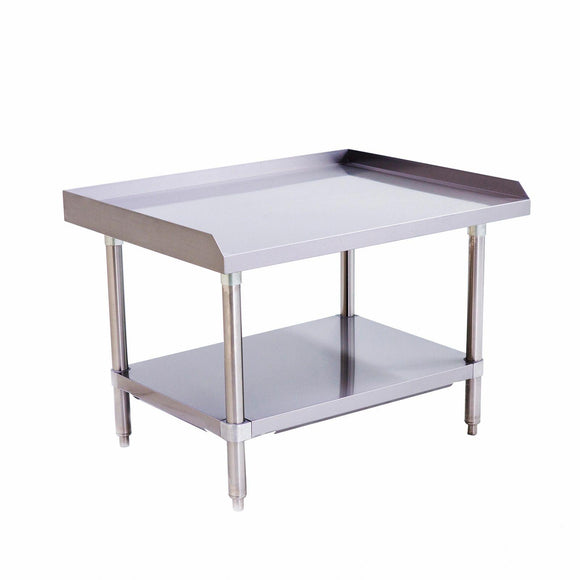 Atosa USA ATSE-2836 NSF Rated Stainless Steel Equipment Stand - 28 Inches x 36 Inches