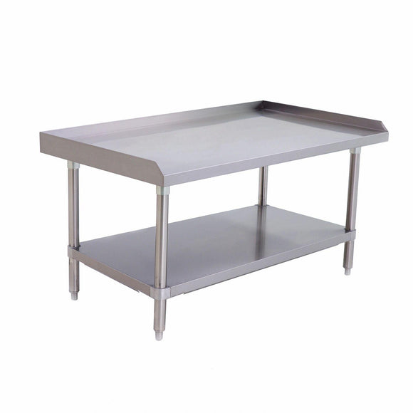 Atosa USA ATSE-2848 NSF Rated Stainless Steel Equipment Stand - 28 Inches x 48 Inches