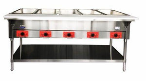 Atosa USA CSTEB-5B 5 Well Electric Steam Table