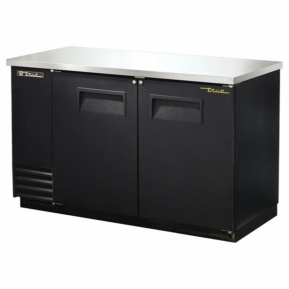 True TBB-2-HC Back Bar Cabinet, Refrigerated