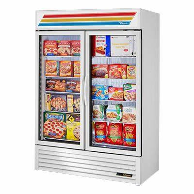 True GDM-49F-HC~TSL01 Freezer Merchandiser
