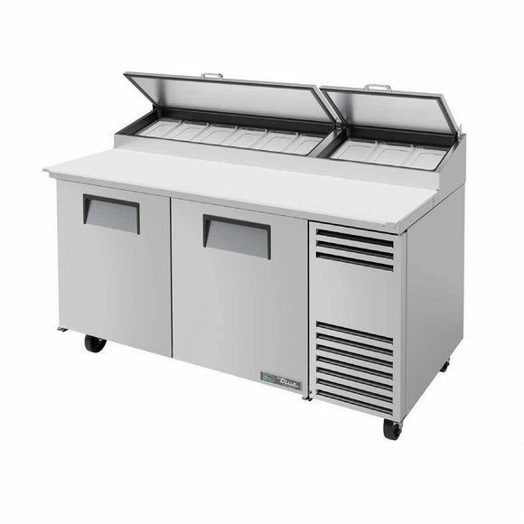 True TPP-AT-67-HC 67 inch Pizza Prep Table