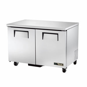 True TUC-48F-HC 48 inch Reach-In Undercounter Freezer