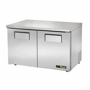 True TUC-48F-LP-HC 48 inch Lowboy Reach-In Undercounter Freezer
