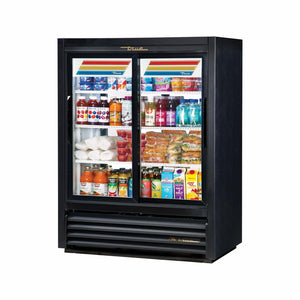 True GDM-33CPT-54-LD Refrigerated Merchandiser