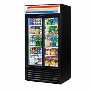 True GDM-33-HC-LD Refrigerated Merchandiser