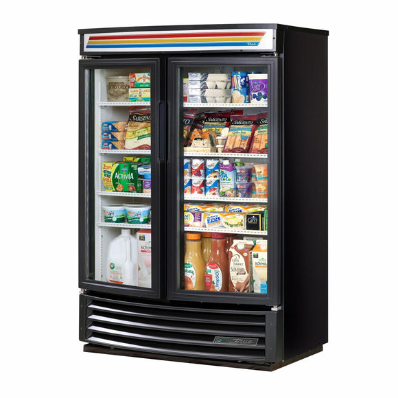 True GDM-35SL-RF-HC-LD Refrigerated Merchandiser
