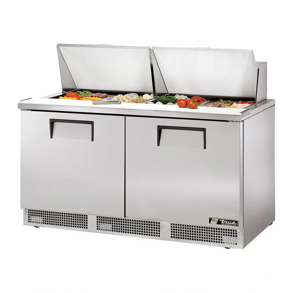 True TFP-64-24M 64 inch Mega Top Sandwich Prep Table