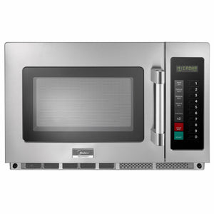 Midea 2134G1A 2100 Watts Commercial Microwave Oven - 1.2 cu. ft.