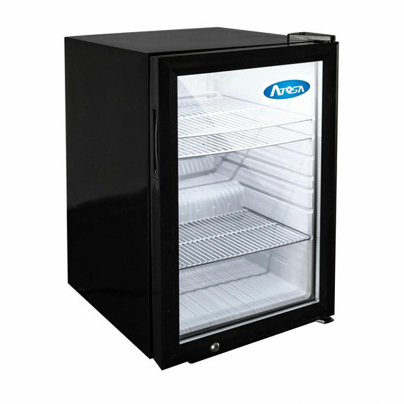 Atosa USA CTD-3 Countertop Refrigerated Merchandiser 3 cu. ft.