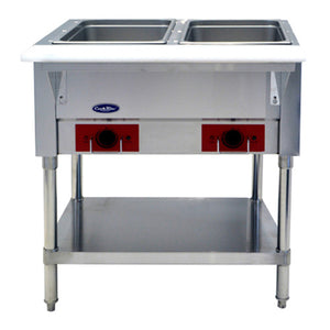 Atosa USA Hot Food Table, Electric Steam Table