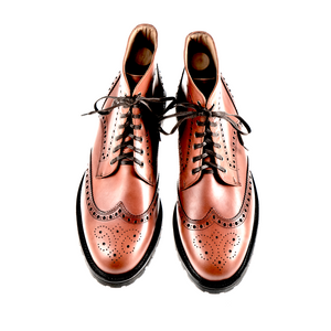 Highland Brogue Boot - unisex