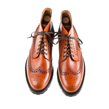 Laden Sie das Bild in den Galerie-Viewer, Highland Brogue Boot - unisex