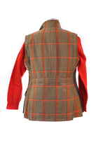 Laden Sie das Bild in den Galerie-Viewer, Highland Waistcoat Glentex®-Tweed