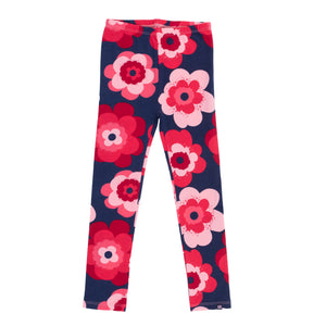 Retro Pop Flower Tunic / Leggings Flower SET