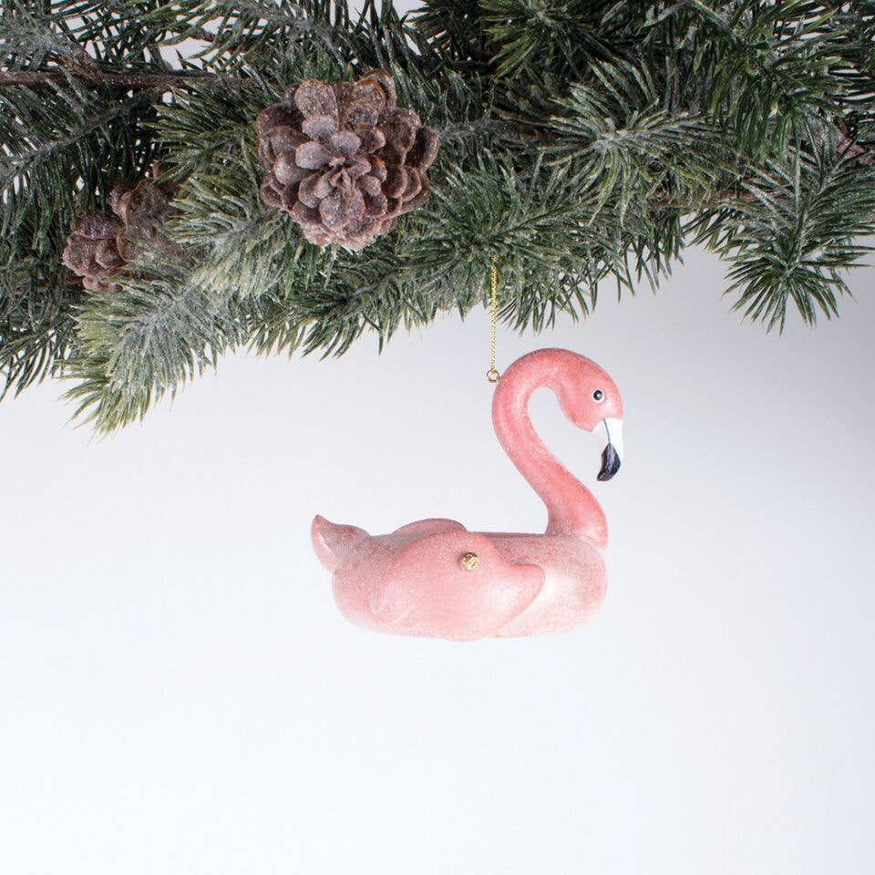 Flamingo Ornament Pool Float