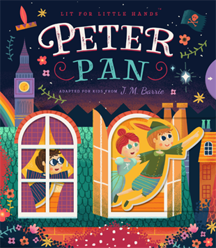 Familius, LLC - Lit for Little Hands: Peter Pan