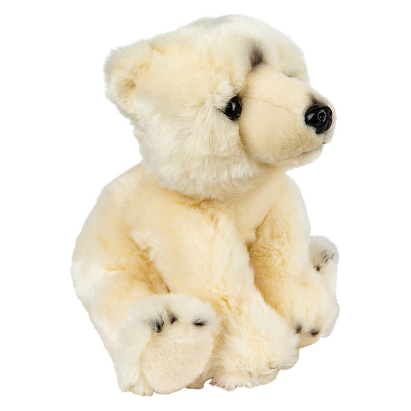 Snuggly Soft FLOPPY PLUSH POLAR BEAR