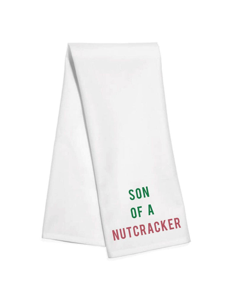 Son of a Nutcracker Kitchen Towel