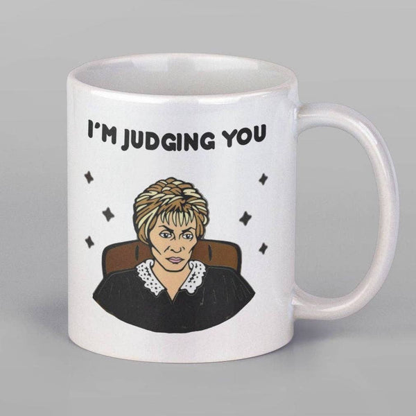 I'm Judging You - Judge Judy Mug 11oz