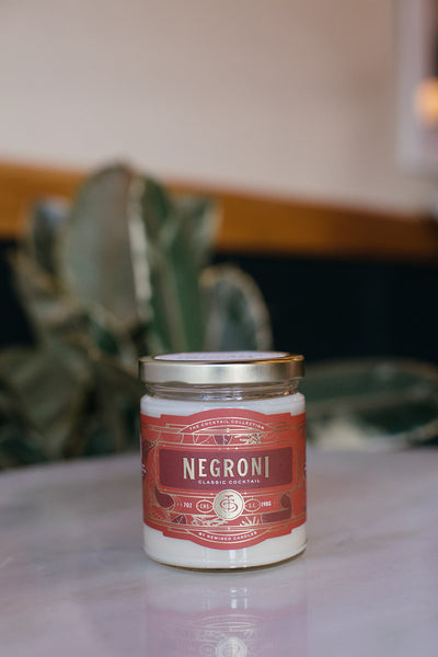 Negroni Candle (7 oz)