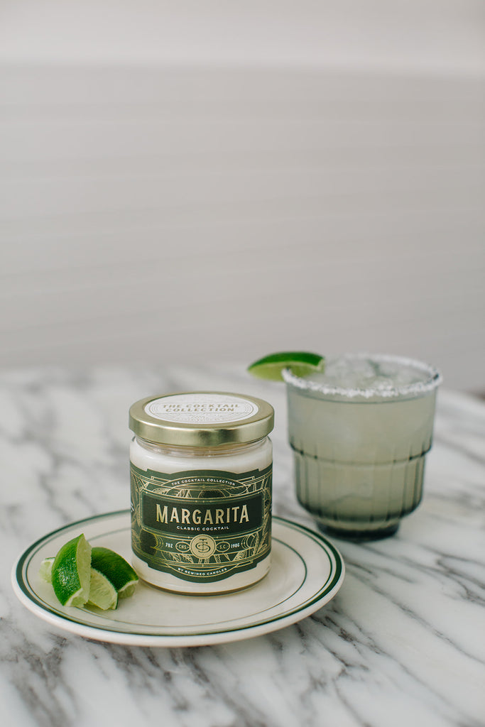 Margarita candle  (7 oz)