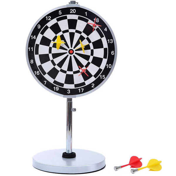 Tabletop Magnetic Dart Board