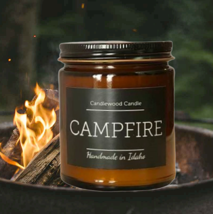 CAMPFIRE Candle 9 oz