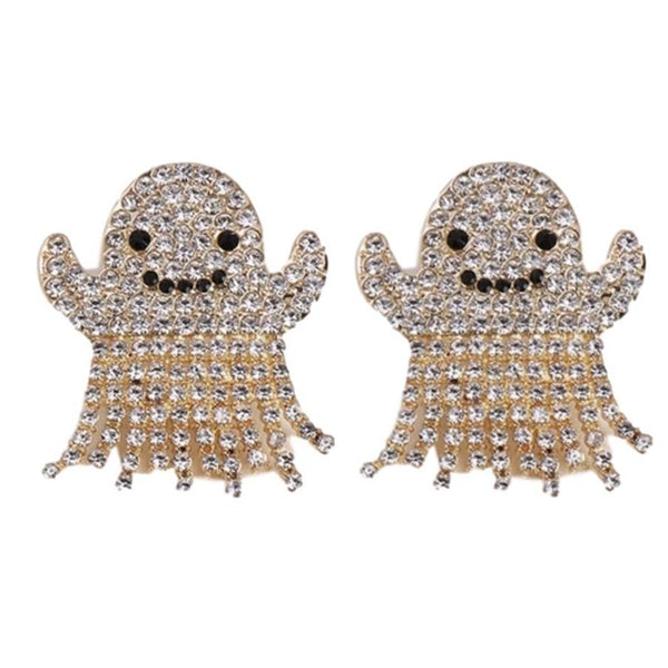 Sparkler Ghost Earrings