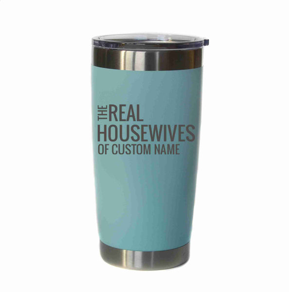 20 oz Real Housewives Of Lake Houston Travel Mug