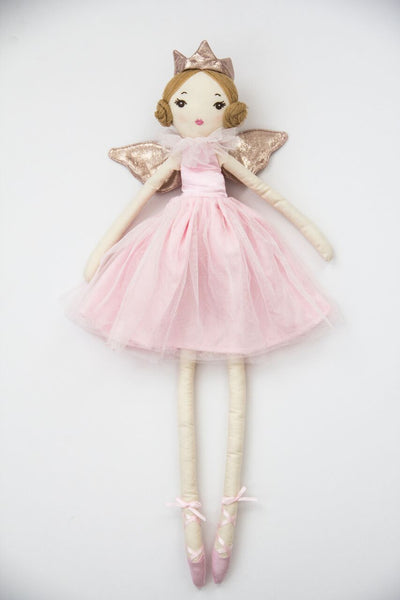 Enchanted Princess Doll - Large Pink