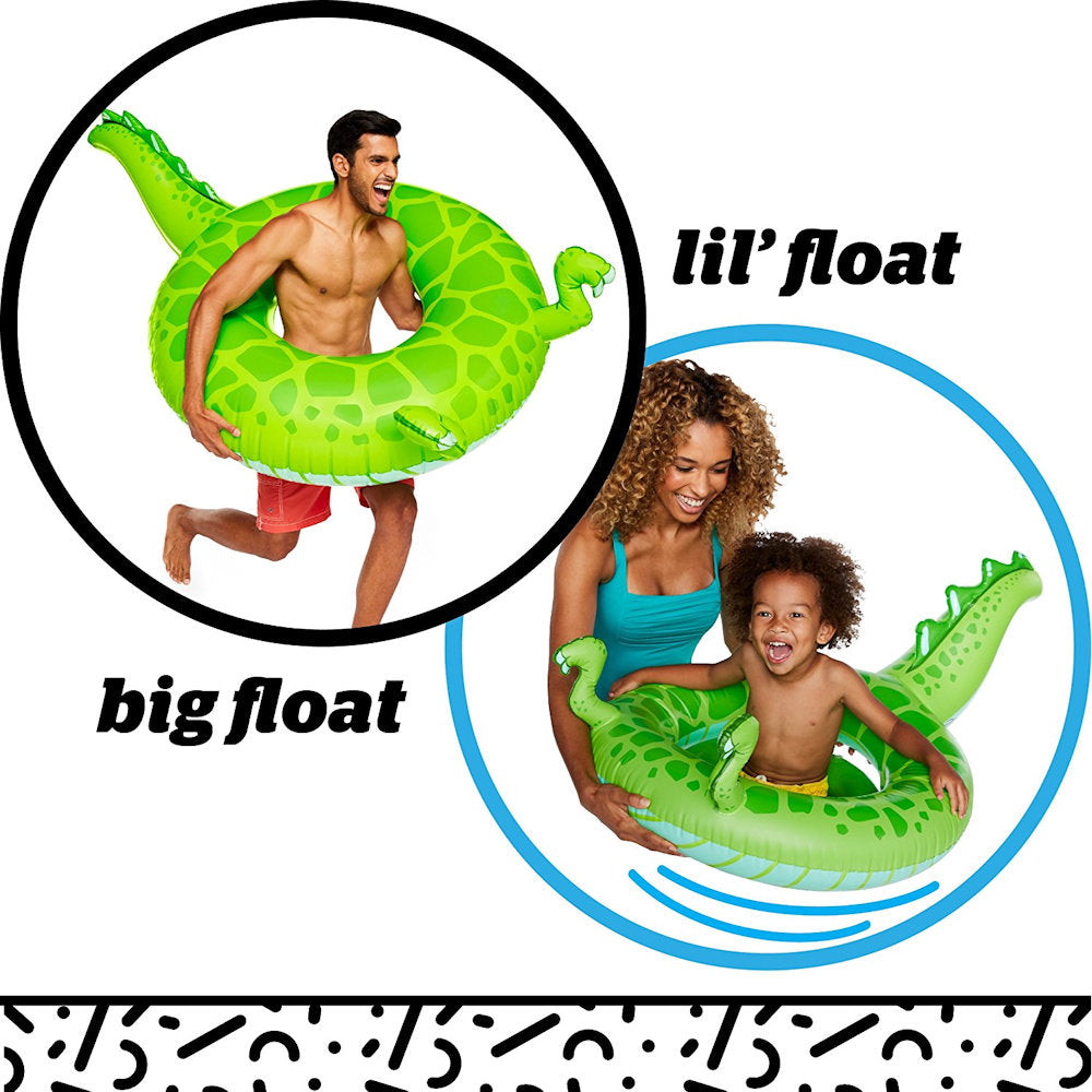 *personalized* Tiny-Saurus Rex Lil' Float for Little Ones