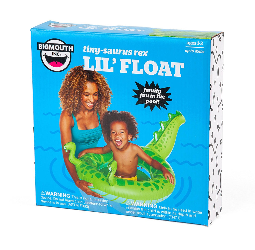 Tiny-Saurus Rex Lil' Float for Little Ones