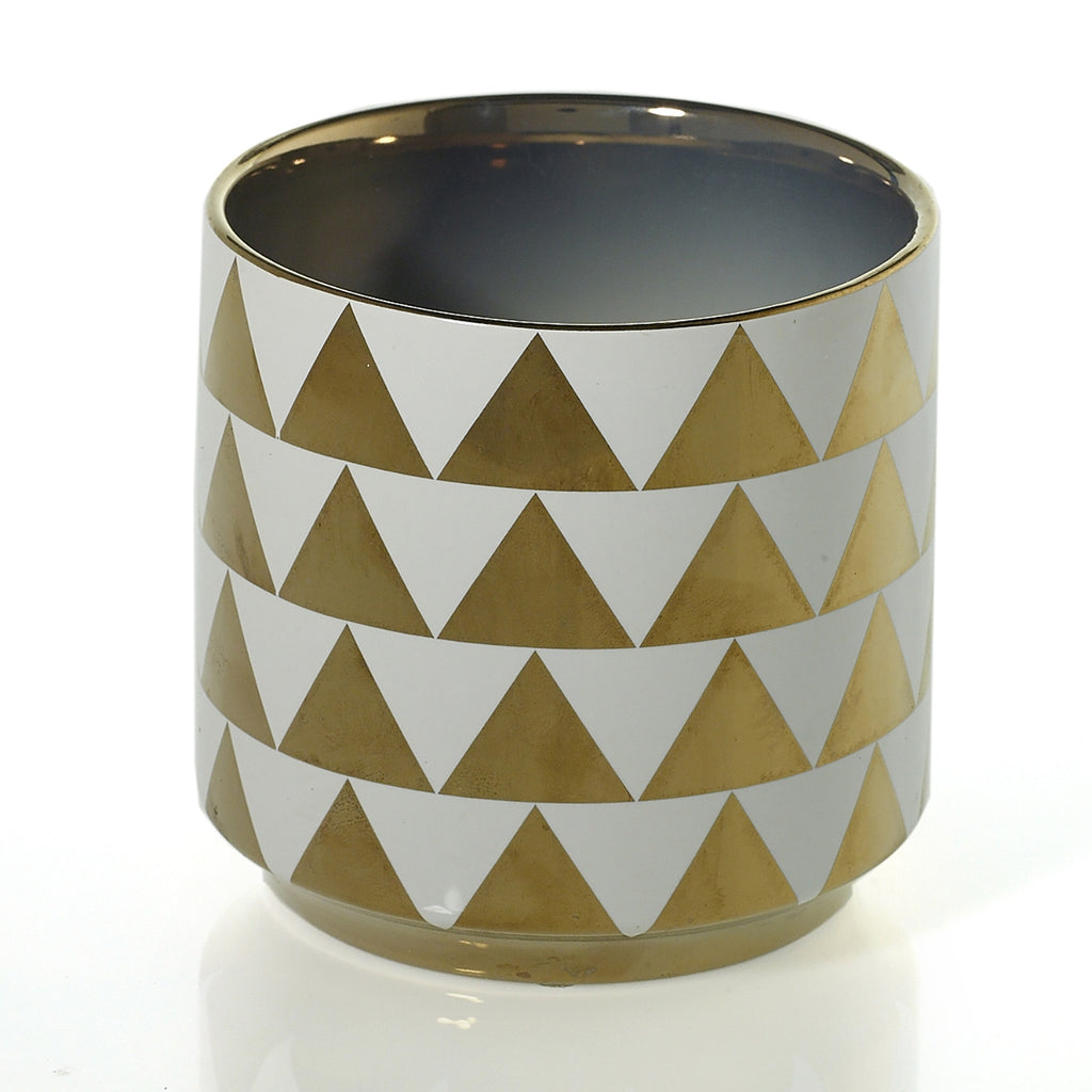 Golden Triangle Pot