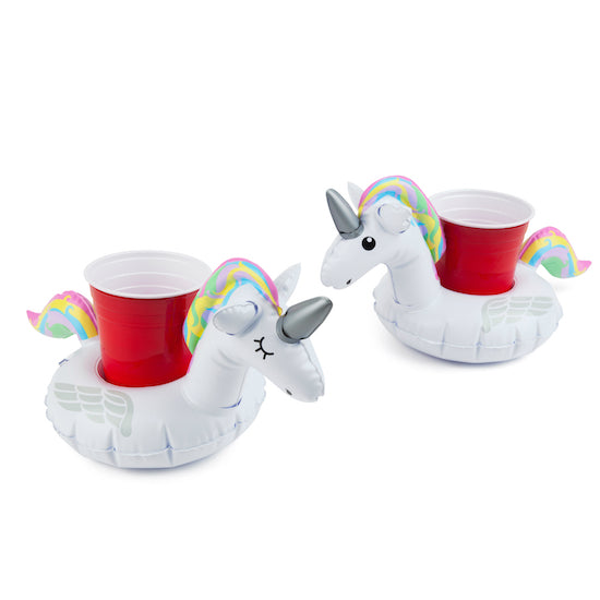 Unicorn Beverage Boats set of 2