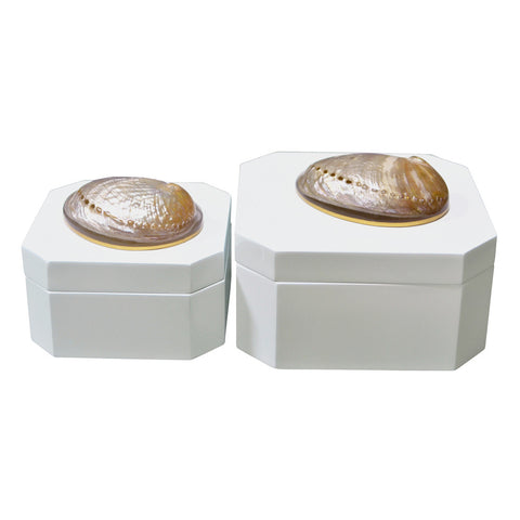 Westport Boxes [Set of 2]