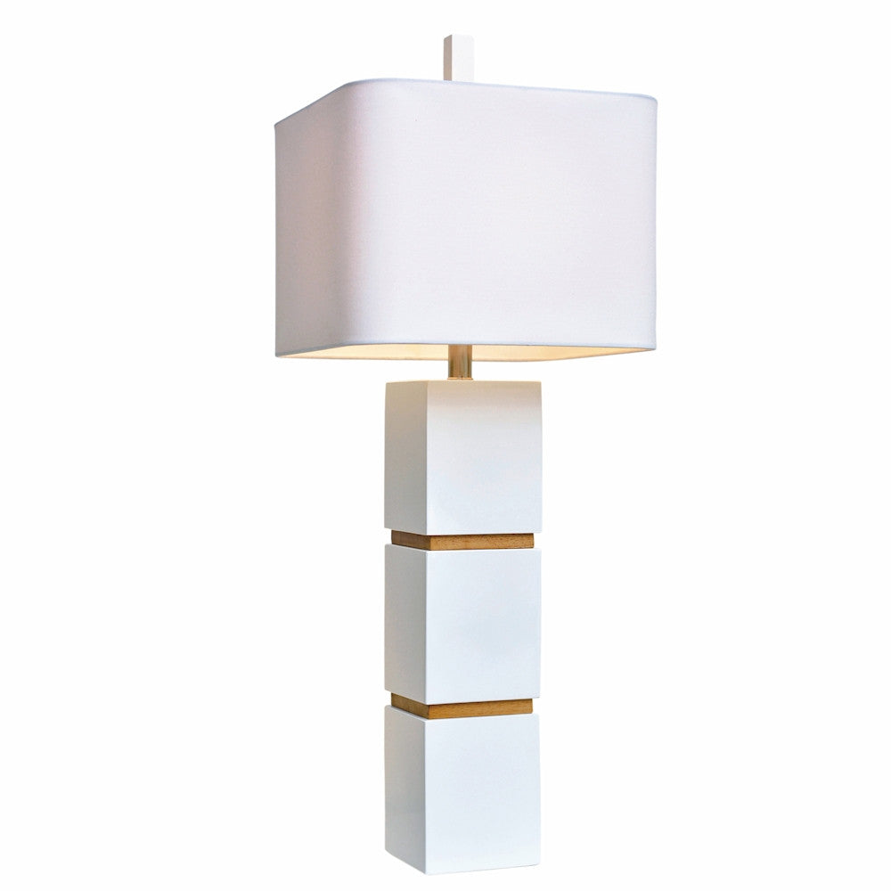 Wilshire Table Lamp in Indigo