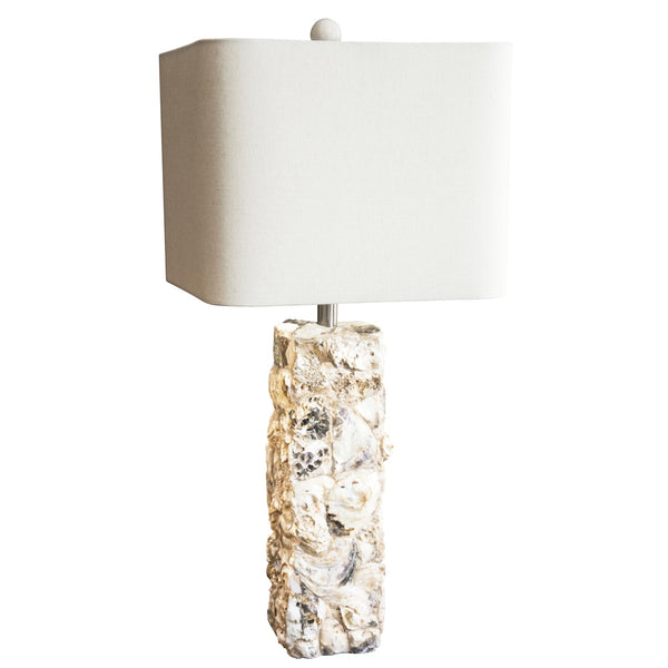 Paradise Shell Table Lamp