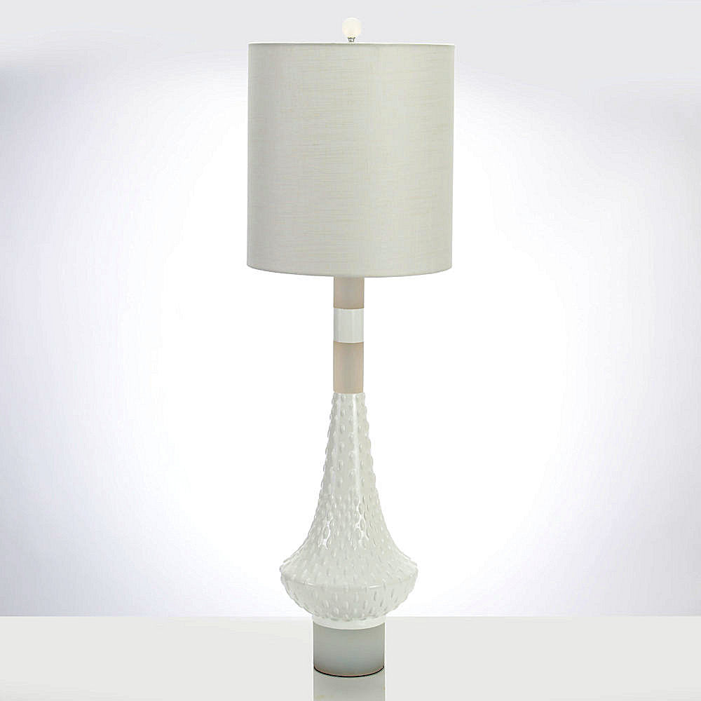 Edie Table Lamp - Black