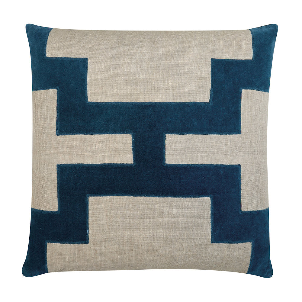Catie Blue Pillow