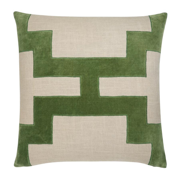 Catie Green Pillow