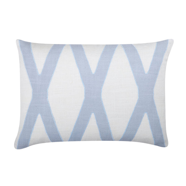 Dominick Pale Blue Pillow