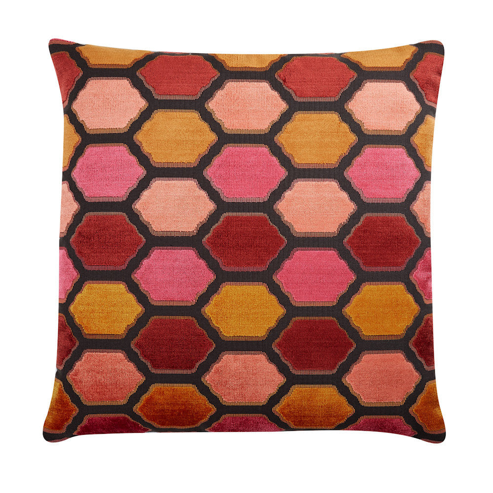 Evie Sunset Pillow
