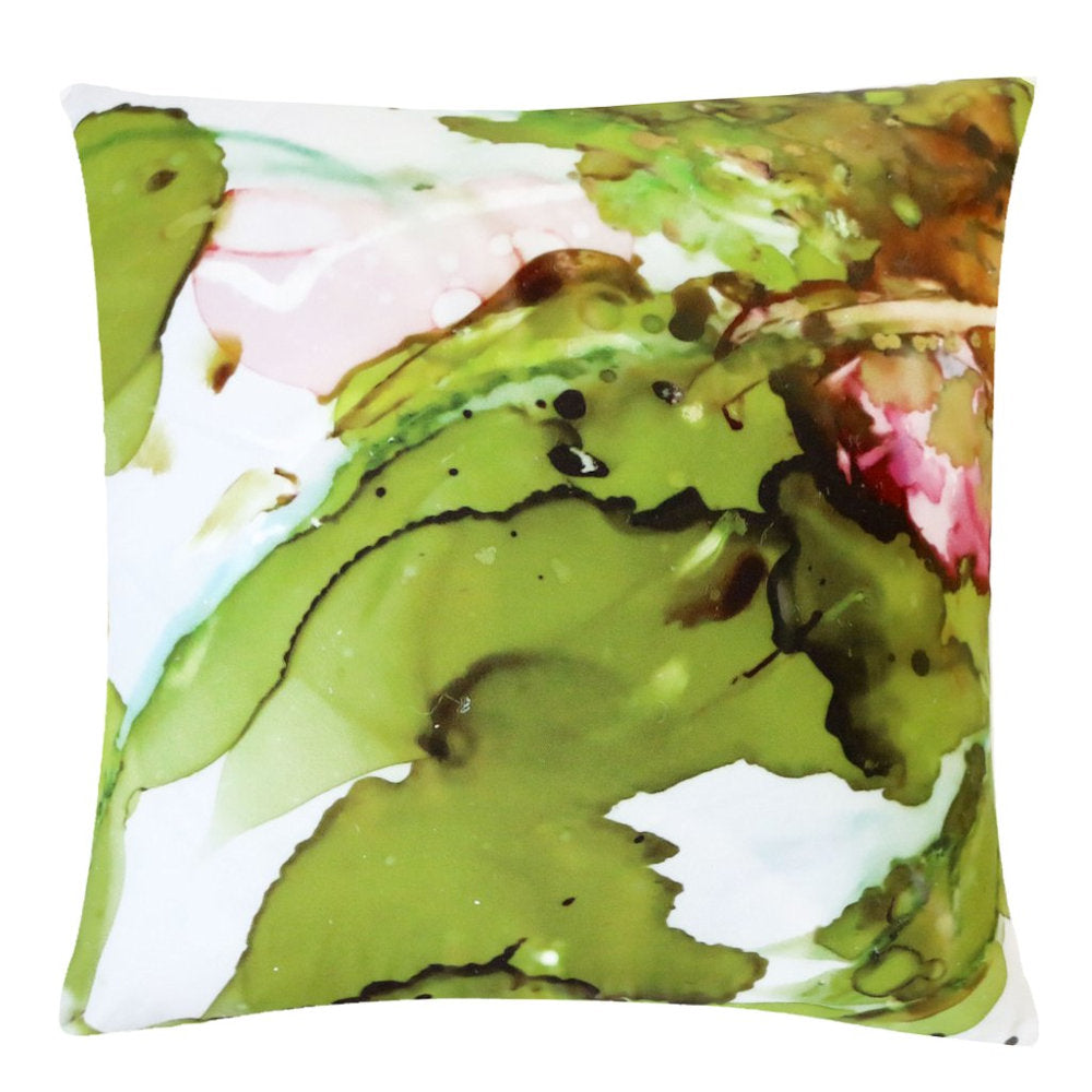 Grasshopper Outdoor Pillow
