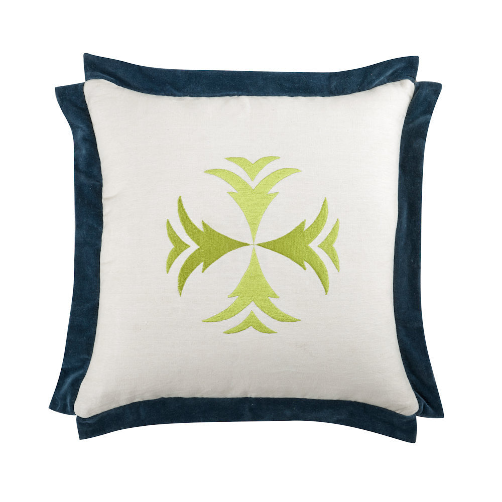 Hattie Gray Pillow